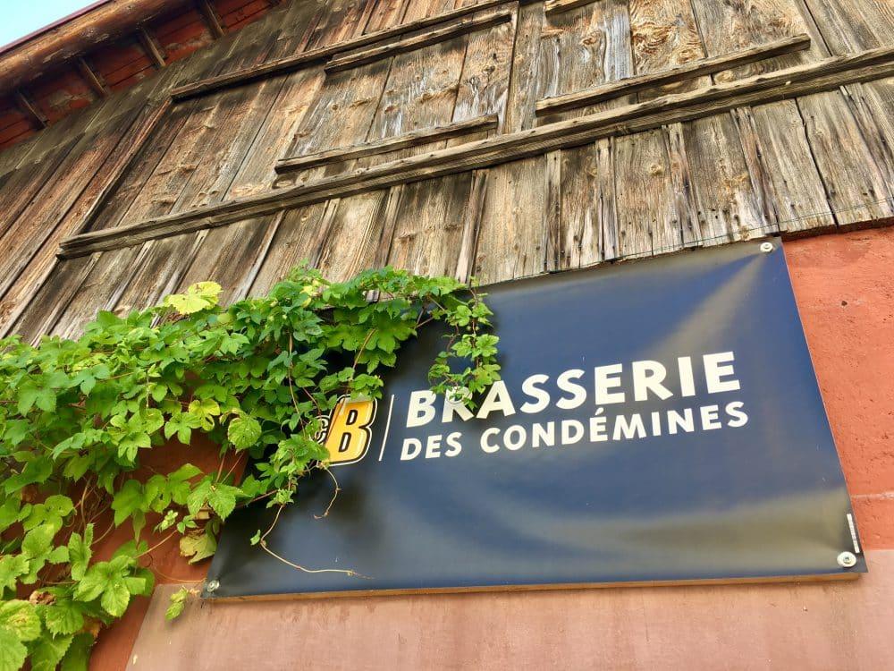Brasserie Condémines D