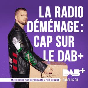 Radio LFM sur DAB +