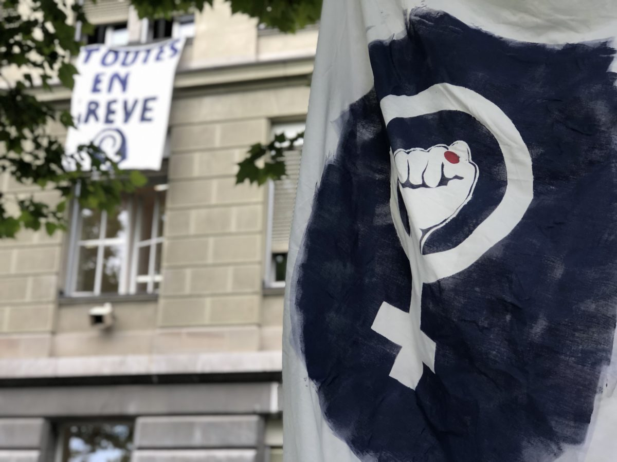 Grève des femmes – 14.06.2019
