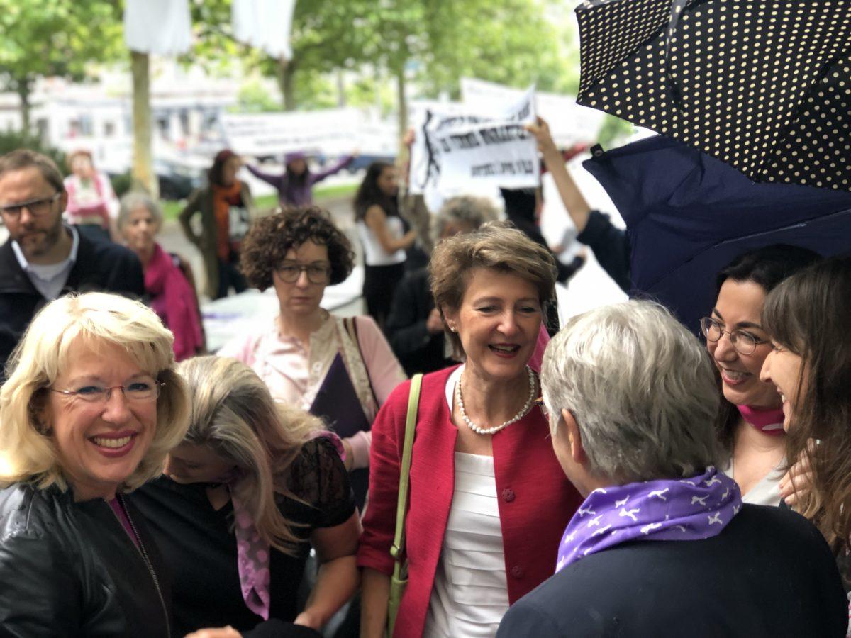 Grève des femmes - 14.06.2019