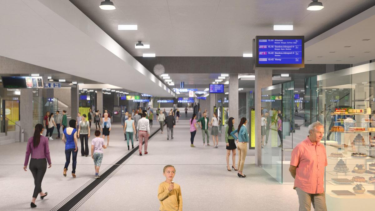 CFF_Magasins_Gare de Lausanne