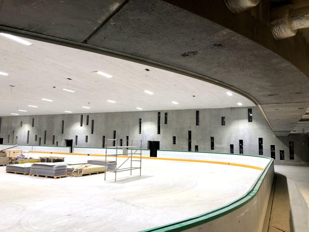 Vaudoise aréna - Malley