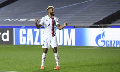Choupo-Moting a libéré le PSG en fin de match.