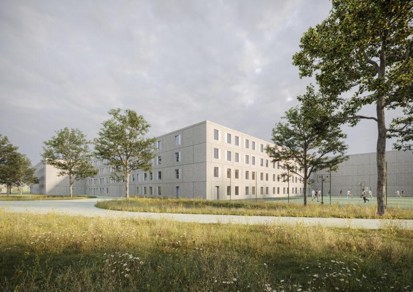 Nouvelle prison à Orbe