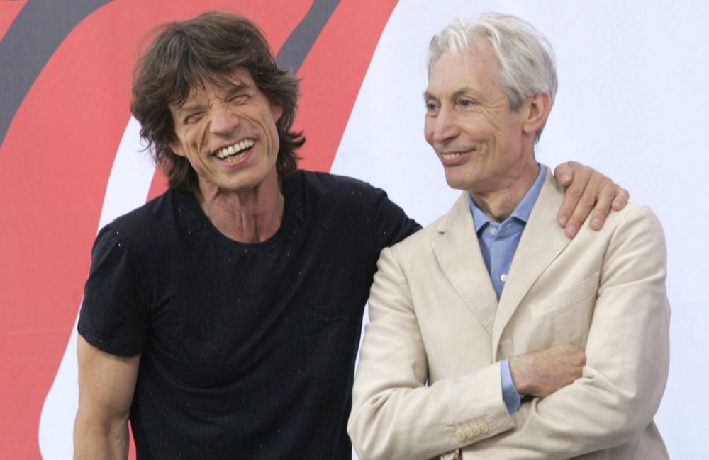 "No llores. Los Stones homenajean a Charlie Watts en ""Living in the Heart of Love"""
