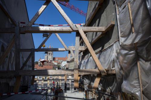 chantier-rue-de-bourg-lausanne-suisse