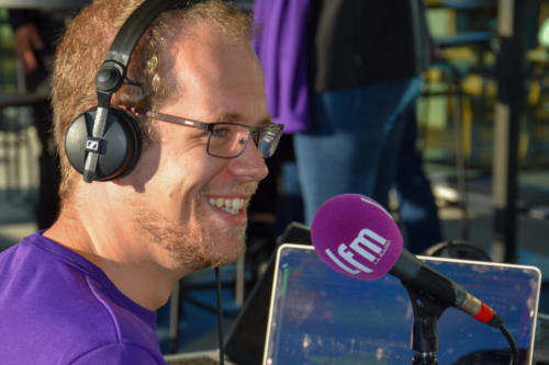 RADIO LAUSANNE FM SA - Photo Der Morax 2020-2021 - Tuilière_-18