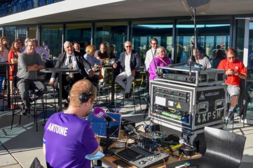 RADIO LAUSANNE FM SA - Photo Der Morax 2020-2021 - Tuilière_-37